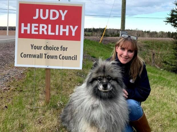 Judy Herlihy says affordable housing and seniors housing are two of her priorities as Cornwall continues to grow at a rapid pace. (Judy Herlihy/Facebook - image credit)