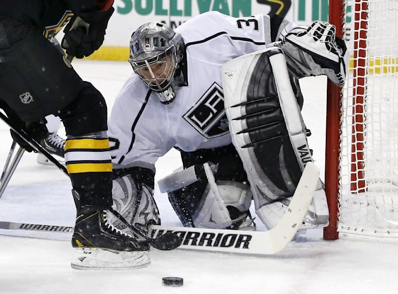 Marchand lifts Bruins to 3-2 win over Kings