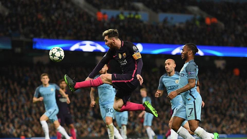Messi   Shaun Botterill/Getty Images