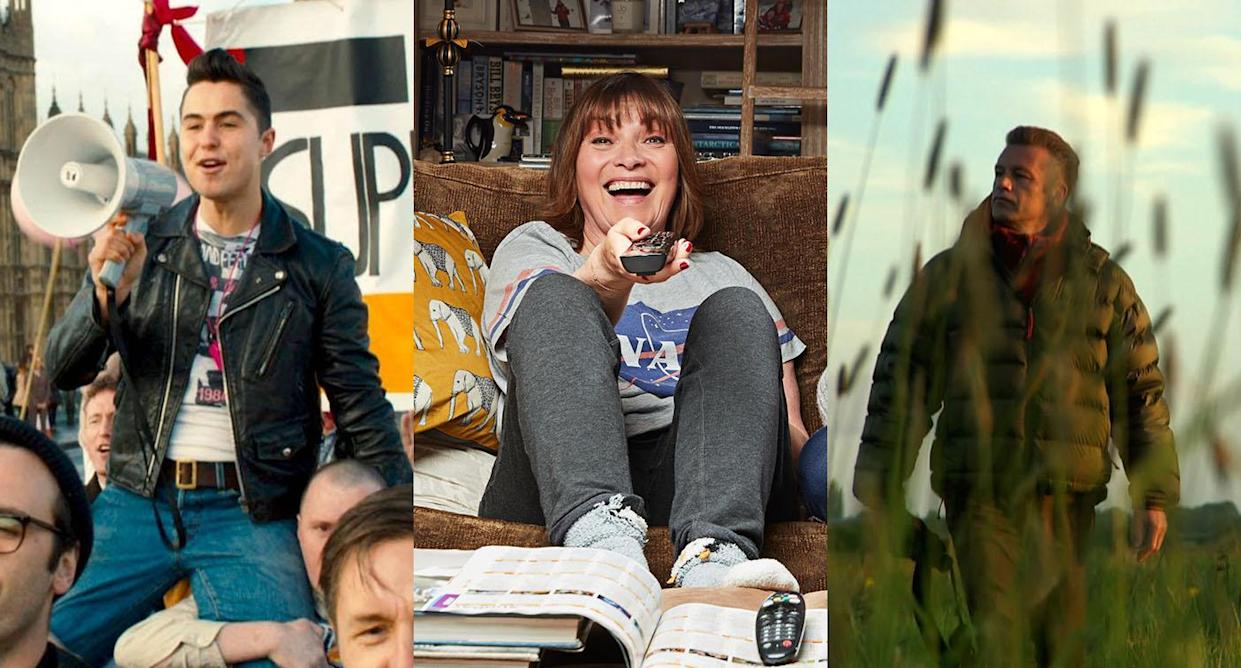 The top TV picks for 2-4 July. (Canal. Channel 4. BBC)
