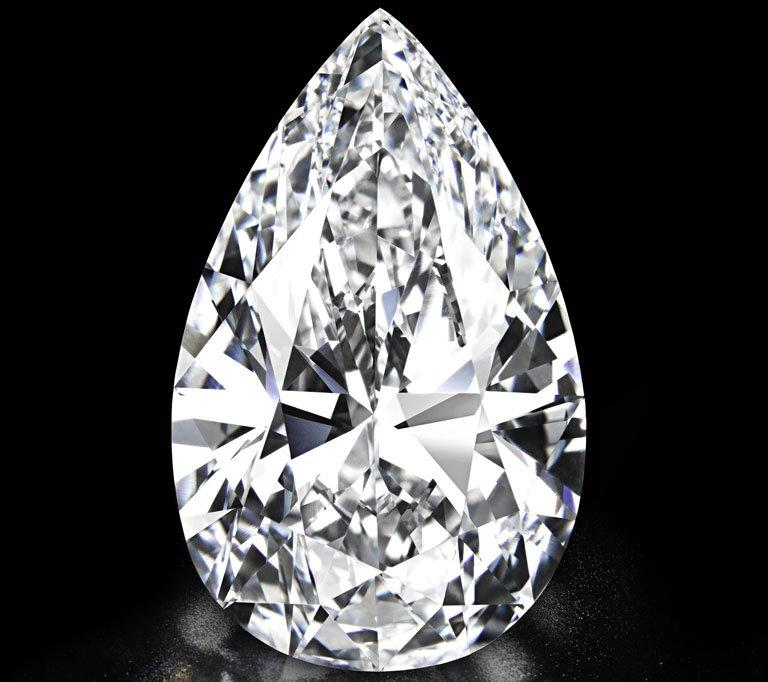 d0921472adbf2 Christie's to auction 'perfect' new 102-carat diamond
