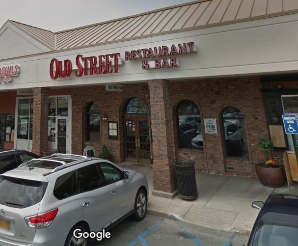 Laura Lombardi, who owns Old Street Restaurant and Bar in Smithtown with her brother, Frank Pizzimenti, said the eatery is struggling due to the coronavirus outbreak.
