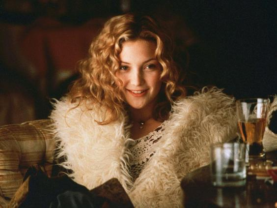 Kate Hudson on getting the role of Penny Lane: 'It was the most treacherous auditioning process I've ever been through' (Rex)