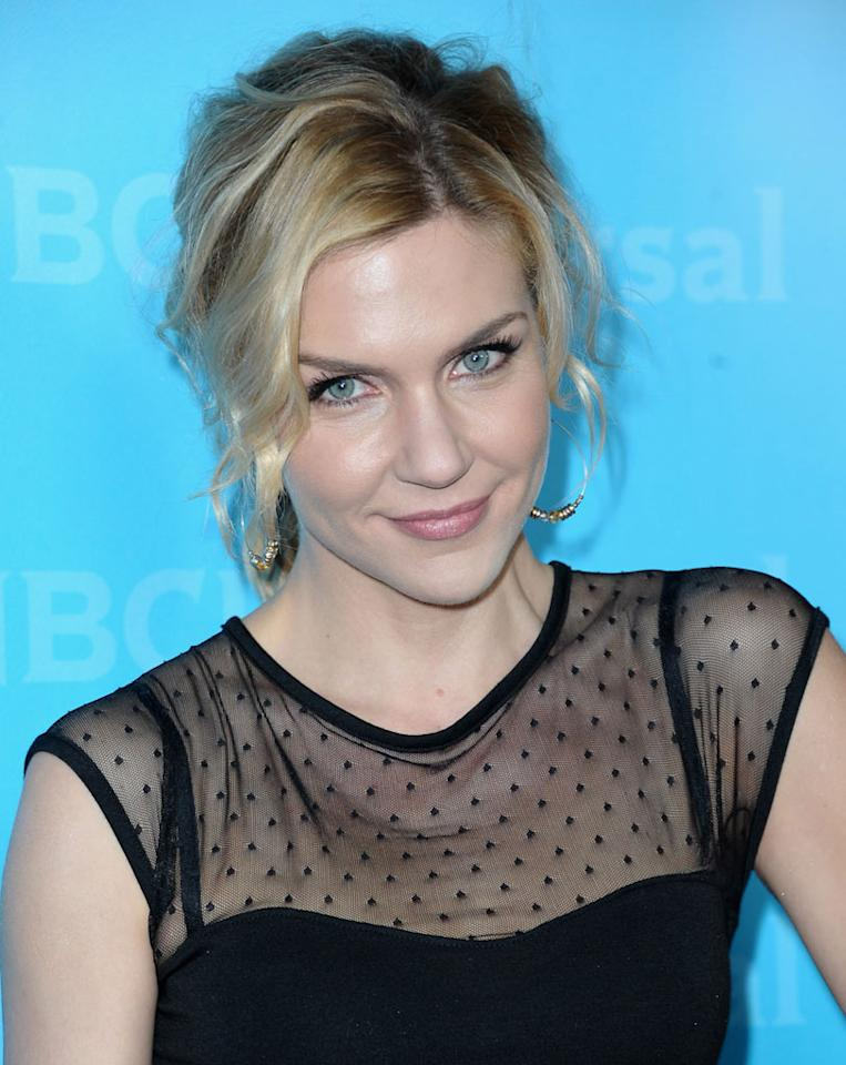 """<a href=""""/rhea-seehorn/contributor/928454"""">Rhea Seehorn</a> (""""<a href=""""/whitney/show/47396"""">Whitney</a>"""") attends the 2012 NBC Universal Winter TCA All-Star Party at The Athenaeum on January 6, 2012 in Pasadena, California."""
