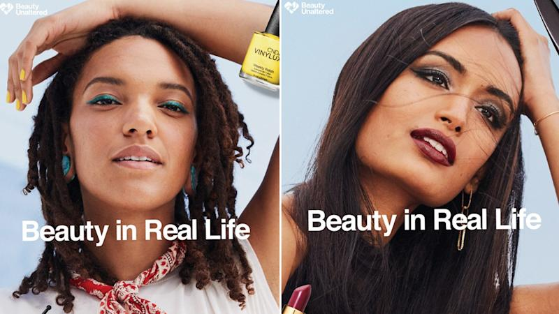 """CVS Launches """"Beauty in Real Life"""" Campaign With Unretouched Images"""
