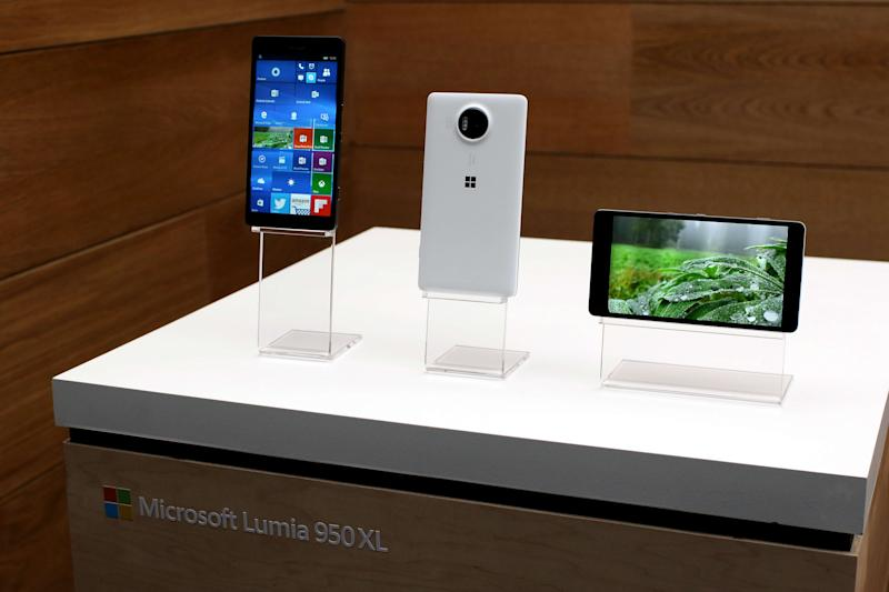 Microsoft Hints at 'Breakthrough' Surface Phone