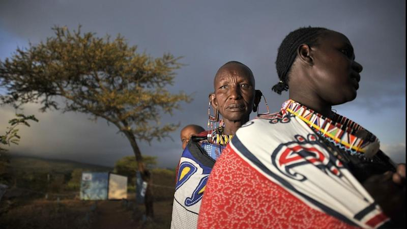 Masaai women in Kenya are enjoying greater sexual rights and freedoms, with the help of tourists.