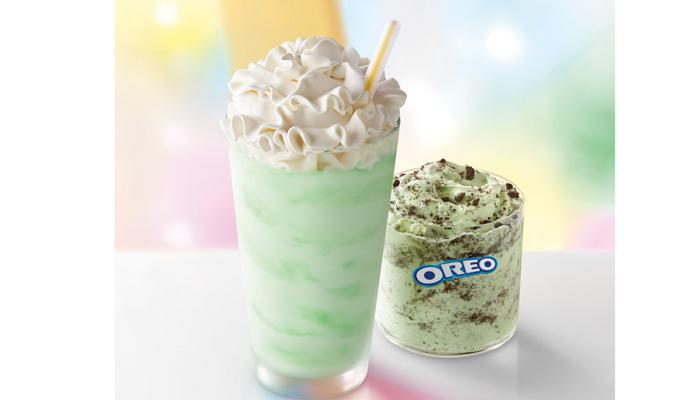 McDonald's Shamrock Shake is back: Here's why so many are freaking out
