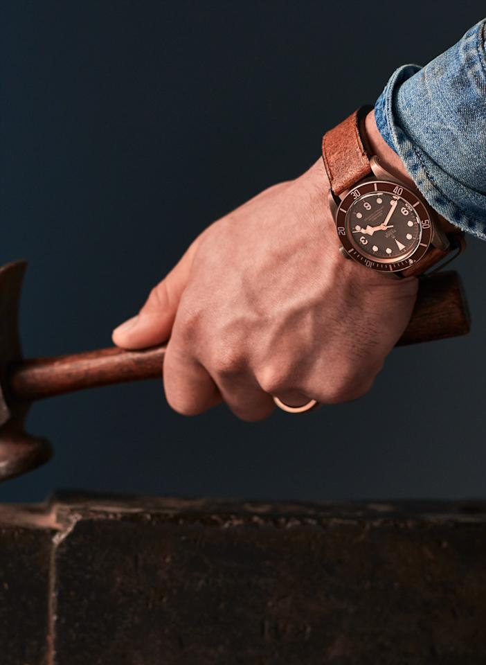 """<p>The vintage-inspired timepieces we love the most right now just don't look good, they look good <em>with</em> everything you pair them against, from office-ready suits to well-worn denim shirts.</p><p><a rel=""""nofollow"""" href=""""http://www.gq.com/gallery/best-watches-of-2016?mbid=synd_yahoostyle"""">RELATED: The Best Watches of 2016</a></p>"""
