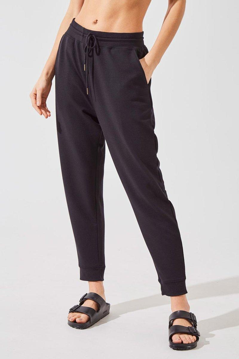 Recruit Recycled Polyester Luxe Sweatpants. Image via MPG Sport.