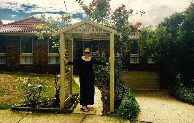 Adele is the latest in a string of international stars to pop by Ramsay Street during her visit Down Under. Source: Instagram