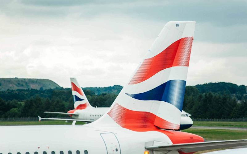 BA has one of the world's best known call signs - istock