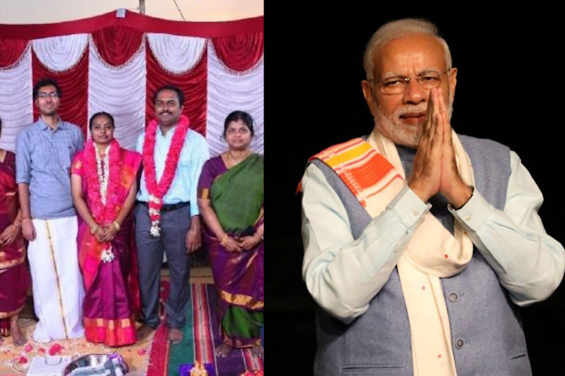Tamil Nadu Man Invites PM Modi to Daughter's Wedding, He Responds With a Letter