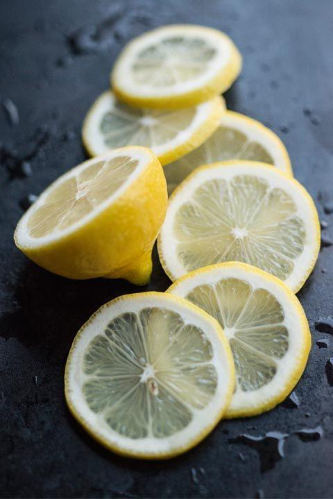 "<p>It's the little things that make guests feel most welcome, which is why Powers has a trick to keeping lemons on hand at all time: ""I cut them up and freeze them,"" she says. She does the same thing with lime and orange slices for cocktails.</p>"