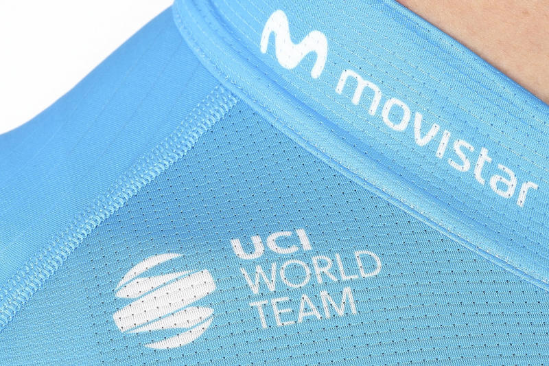 Movistar chose Alé after six years with Endura