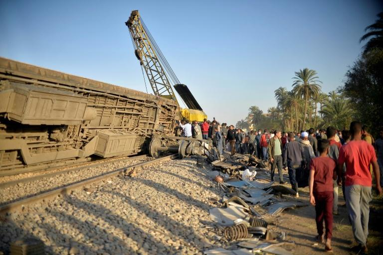 Egypt has been plagued with fatal train accidents in recent years that have been widely blamed on crumbling infrastructure and poor maintenance