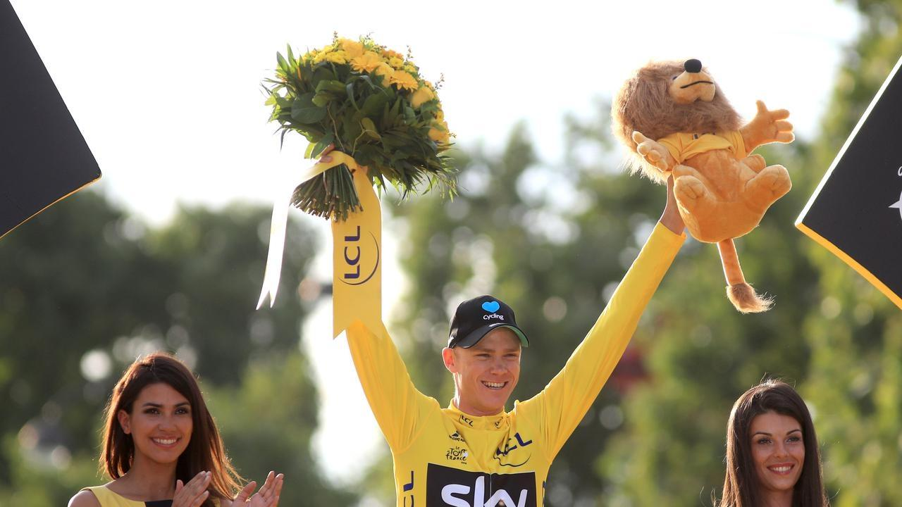 Chris Froome says he is close to agreeing a contract extension to keep him at Team Sky until 2021