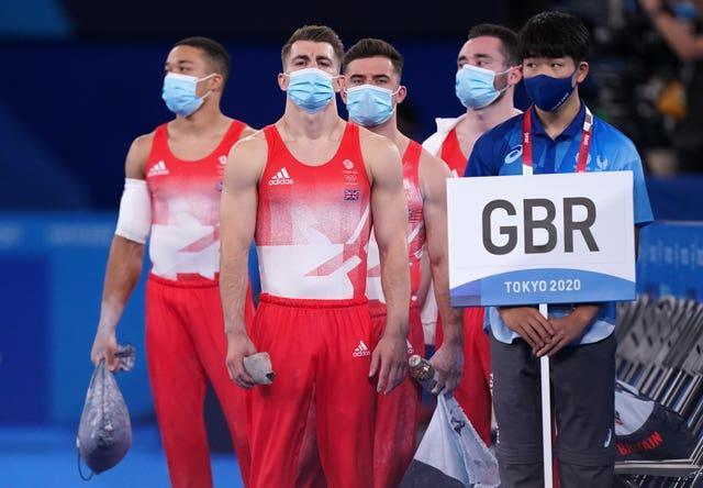 Tokyo 2020 Olympic Games – Day One