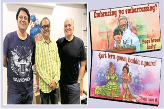 Amul Girl, Amul Girl 2.0, daCunha Communications, Rahul daCunha, Manish Jhaveri, Utterly, Butterly Deliciousadvertising tool , amul advertisment