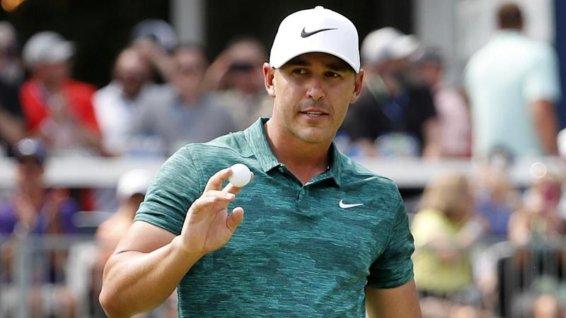 Brooks Koepka won the PGA Championship to add to his two US Open victories
