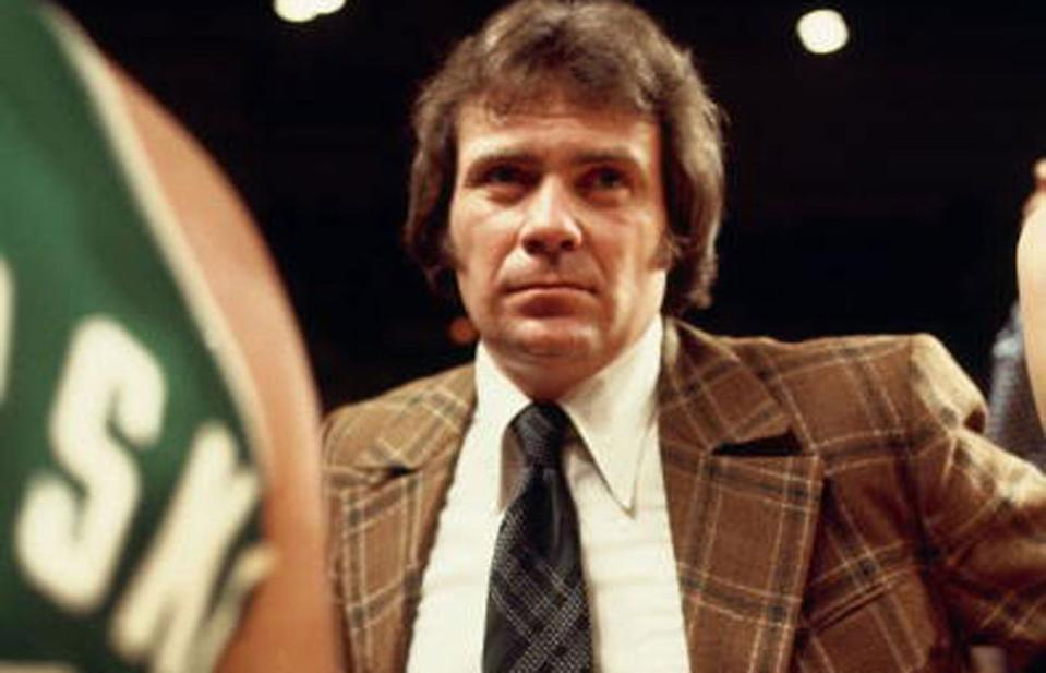 Tommy Heinsohn is one of two people to be inducted into the Hall of Fame as an NBA player and coach. (Getty Images)