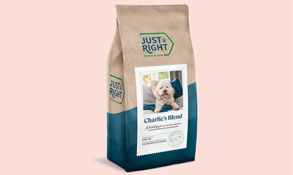 Photo credit: JUST RIGHT PET FOOD