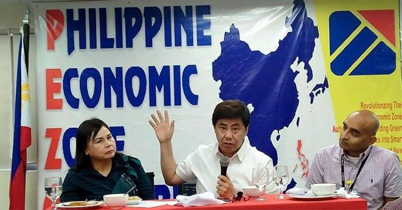 Peza chief reminds Chan: Duterte's order allows exporters to continue operating despite Covid-19 pandemic
