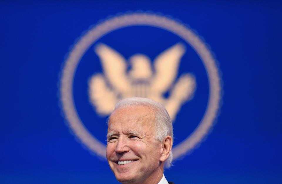 President-elect Joe Biden became the first challenger to beat an incumbent in the 21st century when he defeated President Donald Trump. (Photo: ANGELA WEISS via Getty Images)