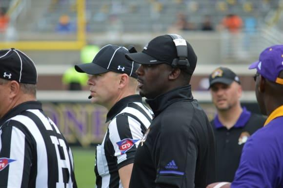 ECU Searching For Answers In Preparation for Road Trip to UCF