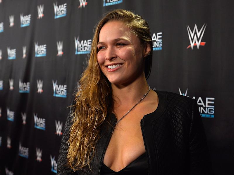 Rousey is new WWE cash cow