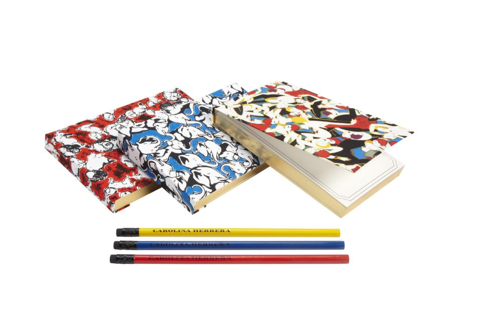<b>Carolina Herrera for Target + Neiman Marcus Holiday Collection Stationary Set</b><br><br> Price: $19.99 (set of 3) <br><br>
