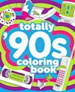 <p><span>Totally '90s Coloring Book</span> ($11) is alllll that. </p>