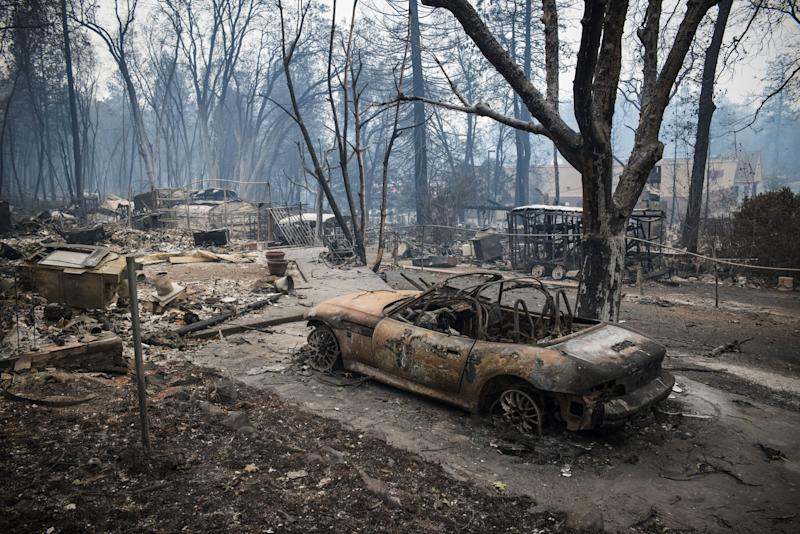 PG&E Fire Victims Vote to Approve Power Giant's Bankruptcy