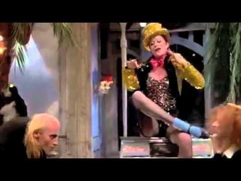 """<p>Fans of the cult classic <em>The Rocky Horror Picture Show</em> will likely know every word to this lively musical number.</p><p><a href=""""https://www.youtube.com/watch?v=umj0gu5nEGs"""" rel=""""nofollow noopener"""" target=""""_blank"""" data-ylk=""""slk:See the original post on Youtube"""" class=""""link rapid-noclick-resp"""">See the original post on Youtube</a></p>"""