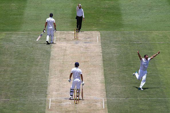 South Africa v England - Third Test: Day Two