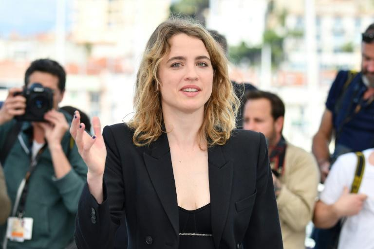 Adele Haenel, 31, lodged a formal complaint against Ruggia in November