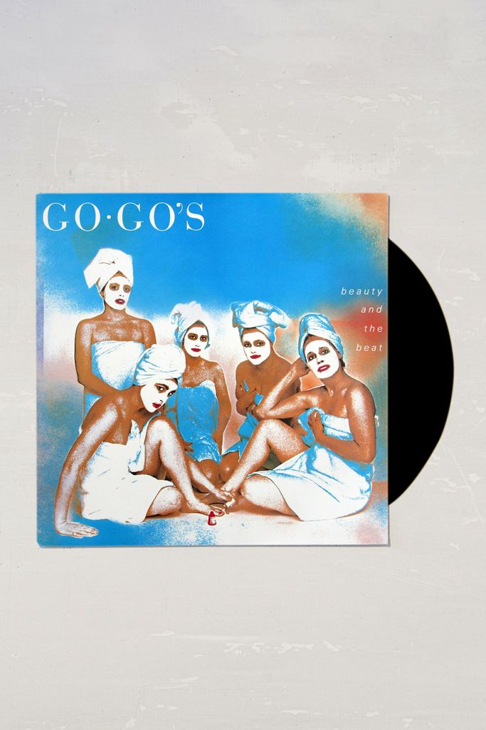 """We had to. <br><br><strong>Go-Go's</strong> The Go-Go's - Beauty and the Beat Vinyl, $, available at <a href=""""https://amzn.to/383dS5R"""" rel=""""nofollow noopener"""" target=""""_blank"""" data-ylk=""""slk:Amazon"""" class=""""link rapid-noclick-resp"""">Amazon</a>"""