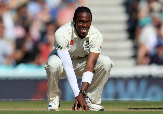 Jofra Archer has revealed his concern for Steve Smith during last summer's Ashes (Mike Egerton/PA)