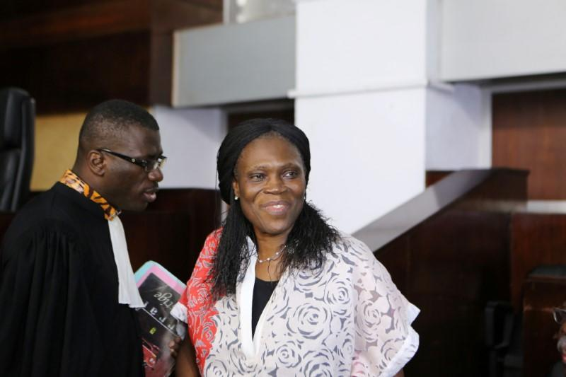 SIMONE GBAGBO ACQUITTÉE DE CRIMES CONTRE L'HUMANITÉ