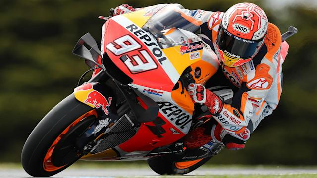 "Marc Marquez rated his opening lap in Sepang as ""very perfect"" and one of the best of his stellar career."