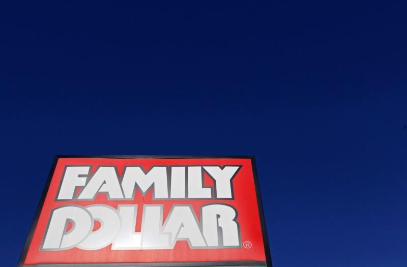 File of a Family Dollar store is seen in Chicago