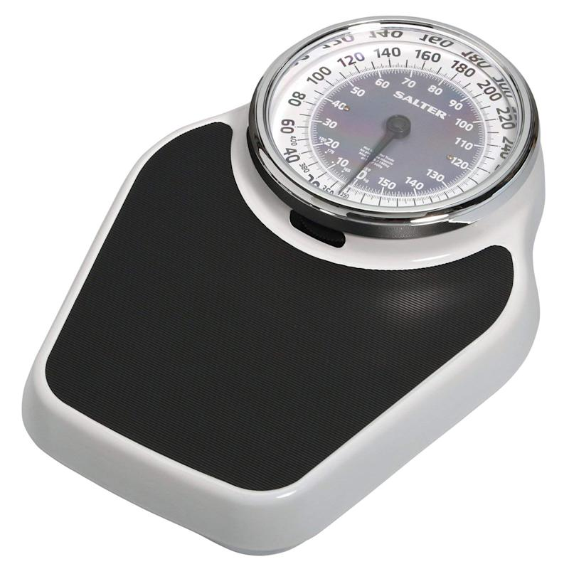 Salter Professional Analog 400LB Capacity Bathroom Scale. (Photo: Amazon)