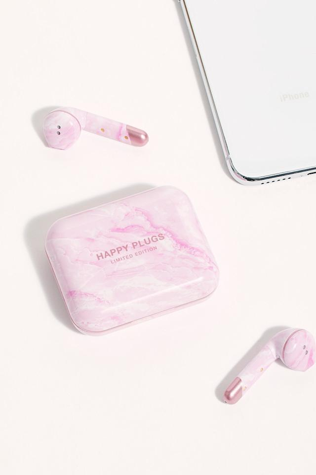 """<p>How cute are these <a href=""""https://www.popsugar.com/buy/Happy-Plugs-Printed-Air1-Wireless-Headphones-514037?p_name=Happy%20Plugs%20Printed%20Air1%20Wireless%20Headphones&retailer=freepeople.com&pid=514037&price=100&evar1=savvy%3Aus&evar9=45422125&evar98=https%3A%2F%2Fwww.popsugar.com%2Fhome%2Fphoto-gallery%2F45422125%2Fimage%2F46870772%2FHappy-Plugs-Printed-Air1-Wireless-Headphones&list1=shopping%2Cgifts%2Choliday%2Cstocking%20stuffers%2Cgift%20guide%2Cwhite%20elephant%20gifts&prop13=api&pdata=1"""" rel=""""nofollow"""" data-shoppable-link=""""1"""" target=""""_blank"""" class=""""ga-track"""" data-ga-category=""""Related"""" data-ga-label=""""https://www.freepeople.com/shop/happy-plugs-printed-air1-wireless-headphones/?category=gifts-stocking-stuffers&amp;color=066"""" data-ga-action=""""In-Line Links"""">Happy Plugs Printed Air1 Wireless Headphones</a> ($100)?</p>"""