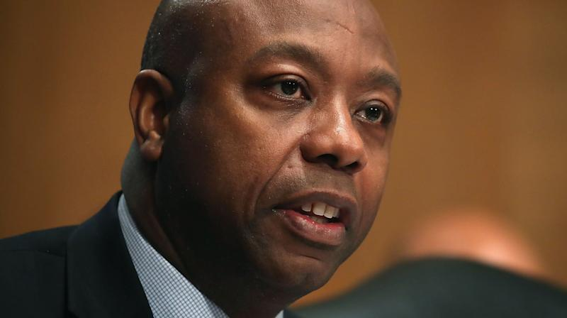 Sen. Tim Scott Responds To John Kelly: 'No Compromise To Make' On Civil War