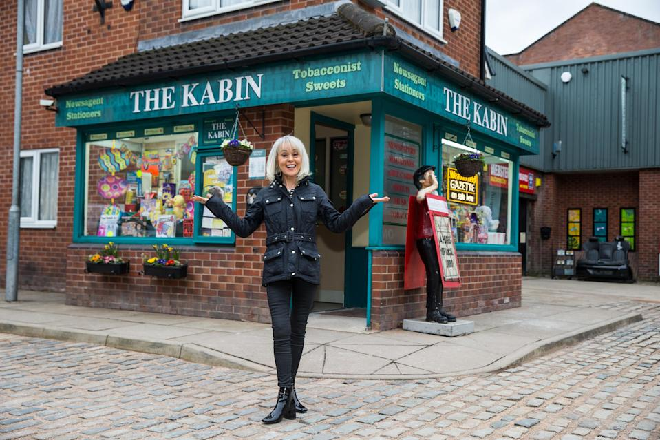 Tracie Bennett will be back as Sharon (ITV/PA)