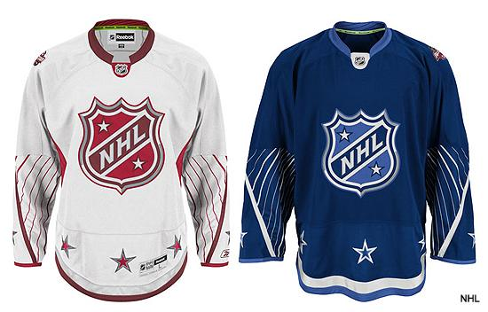 9ad212140 Pass or Fail  The 2011 NHL All-Star Game jerseys