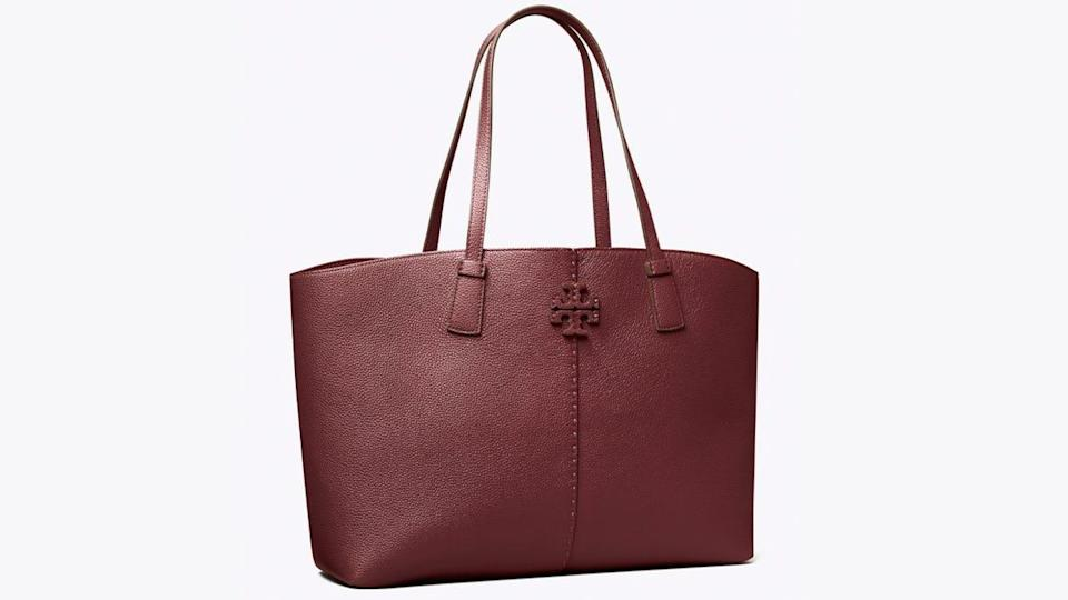 This tote has top-notch ratings from shoppers.