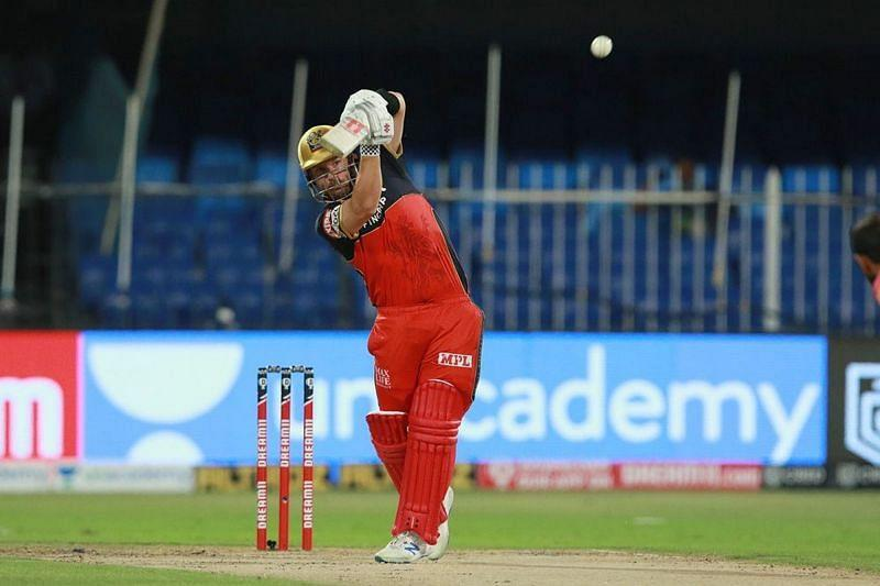 Aaron Finch scored just a solitary fifty for RCB in IPL 2020 [P/C: iplt20.com]