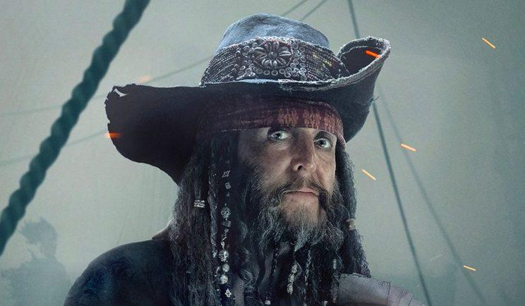 Sir Paul McCartney in Pirates 5 - Credit: Disney