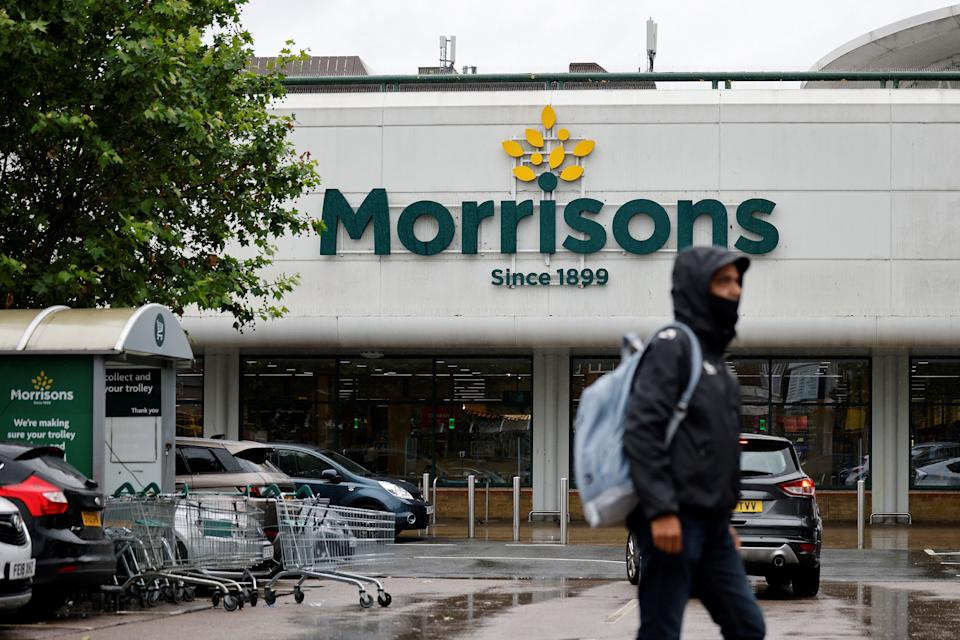 Morrisons said the offer of 230p a share, a 29% premium to Friday's closing price, 'significantly undervalued the firm.' Photo: Tolga Akmen/AFP via Getty Images